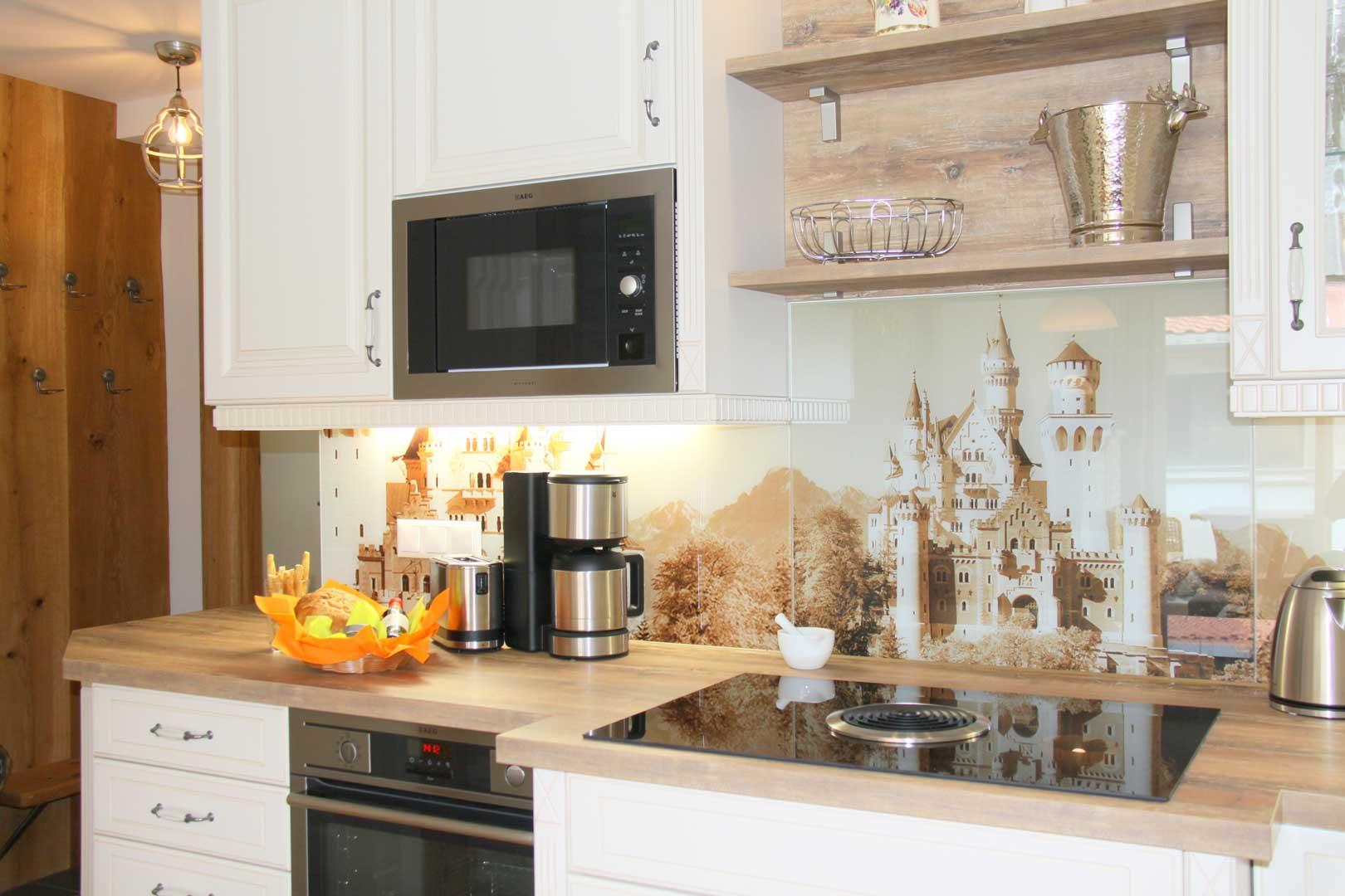 Rührgerät Küche anas ferienwohnung koenigsschloesser küche